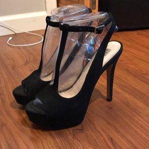 INC platform heels